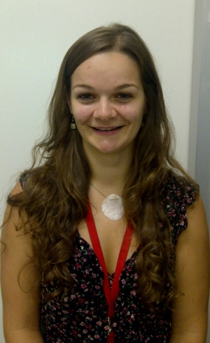 TCRN PhD Scholarship Top-up Recipient: Julia Suurbach